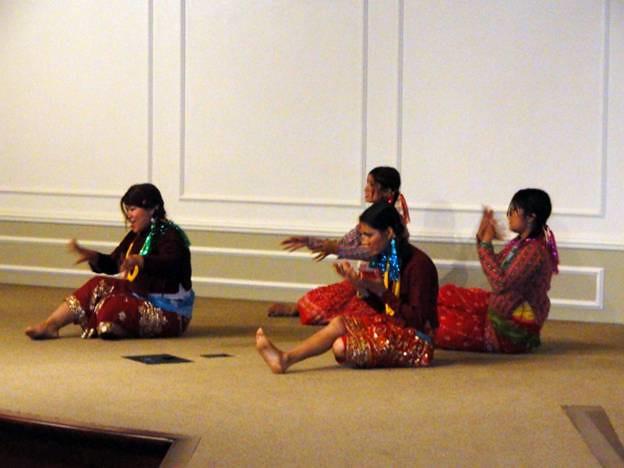 Bhutan Dinner 2010