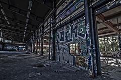 Abandon Warehouse (2/3)