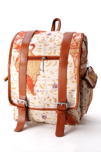 Map-Graphic-Backpack