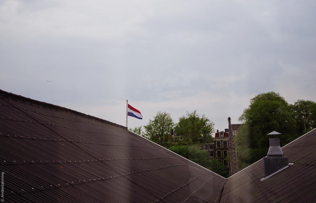 Amsterdam, Interiors