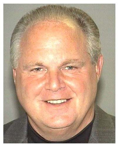 Rush Limbaugh - drug addict