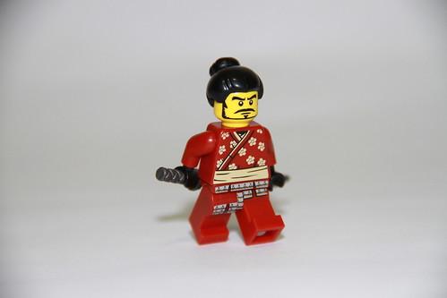 Once upon a samurai