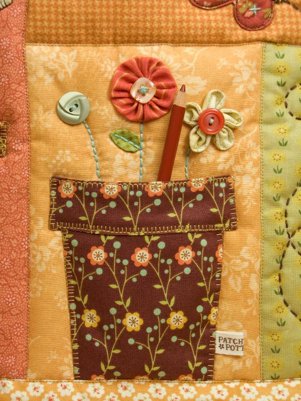 SpringTime Bag - pocket