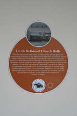 Photo of Brown plaque № 6390