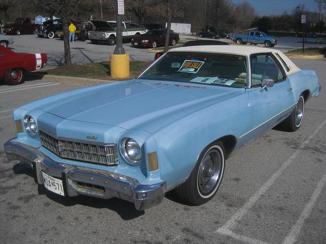 1970 Monte Carlo For Sale On Craigslist Autos Weblog