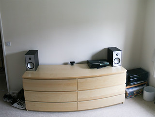"Bedroom Panorama - My ""Screen"""
