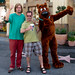 Look how freakishly tall that Shaggy dude is.