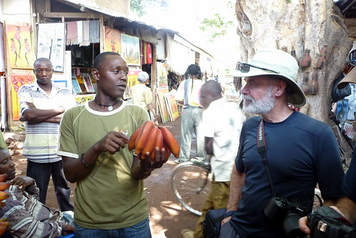 Haggling over Red Bananas