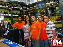 Domingo @ Soberano Liquor Store Villa Trina