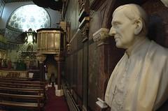 Bust of Cardinal Newman