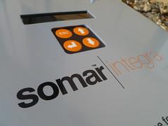 Somar Integra SI - Front panel logo