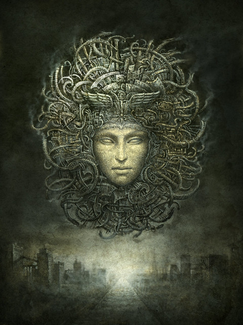 Cyber Gorgon