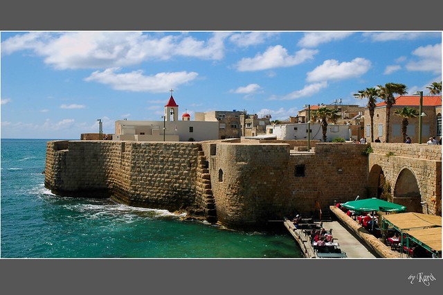 Old Acre(Akko) city