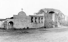 Mission San Juan Capistrano, circa 1919