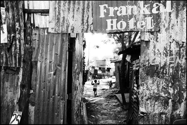 FRANKAL HOTEL - Kibera streets