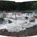 Penny Creek water intake Flood November 20, 2009