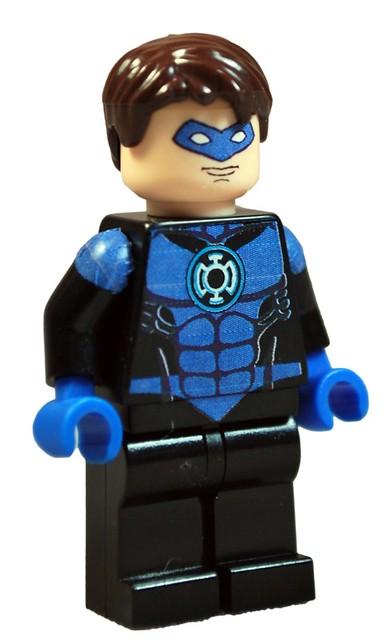 Blue Lantern Hal | Flickr - Photo Sharing!