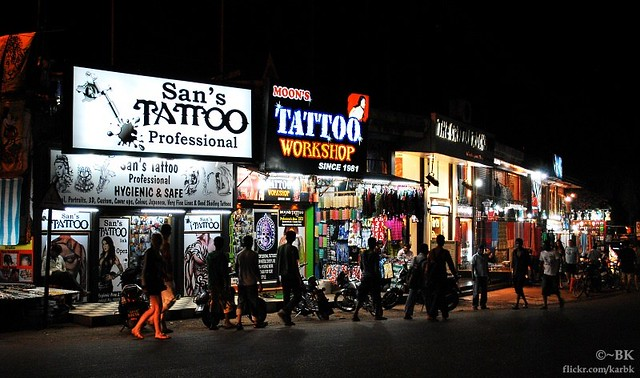 Tattoo Shops Near St George Island Fl