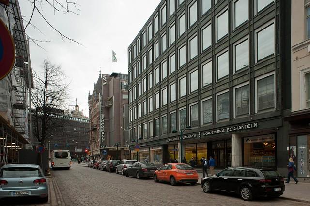 Alvar Aalto: Librería Académica