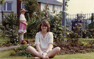 1985 garden