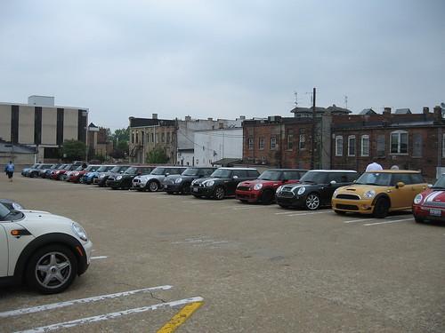 MINI Parking