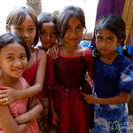 Diverse Group of Girls - Rangamati, Bangladesh