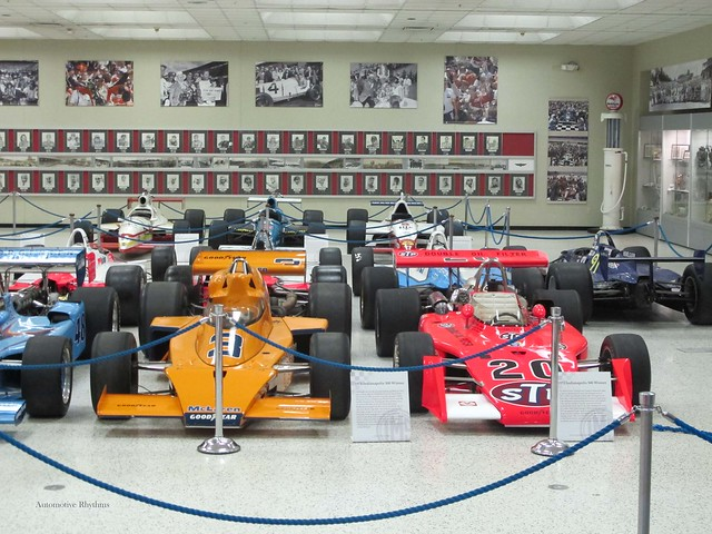Indianapolis Motor Speedway Hall Of Fame Museum 004