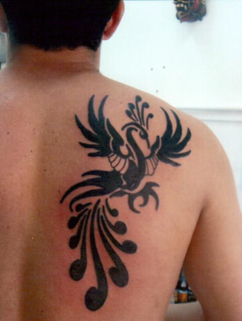 Fenix tribal flickr photo sharing for Fenix tribal tattoo