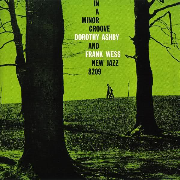 Dorothy Ashby and Frank Wess