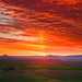 Craziest Sunrise In The Palouse`