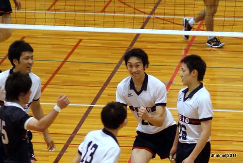 20110625|Keio-Hosei