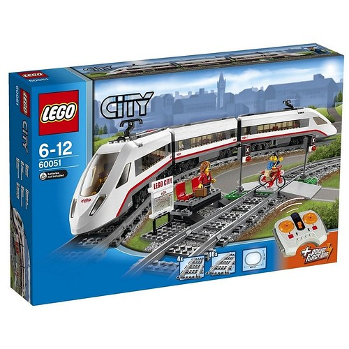 LEGO City 60051 Box