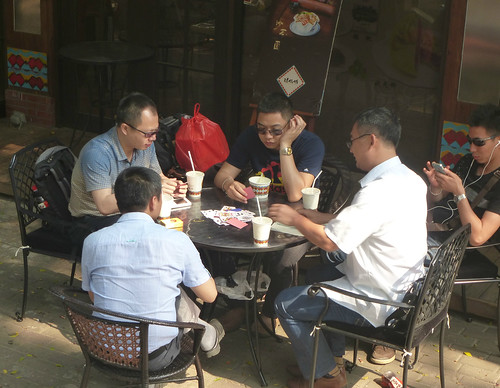 Fujian-Gulang Yu- Centre de l'ile-Ruelles (27)