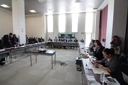 El día 21 de septiembre del 2016 se llevó a cabo en la H. Cámara de Diputados la décima reunión ordinaria de la Comisión de Economía.