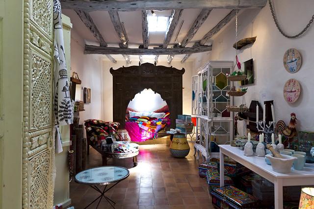 La Galeria Elefante, Ibiza Interiors