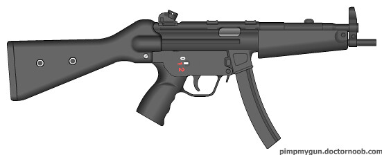 "Hollywood's ""MP5"""