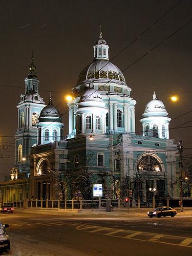 Yelokhovo Cathedral - kylepounds2001