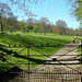 Small photo of Ilam House park