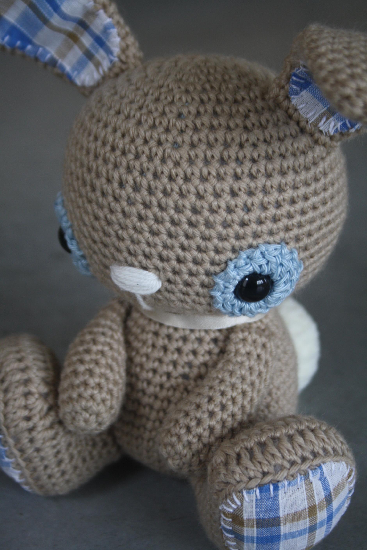 Amigurumi Patterns Rabbit : Back to photostream