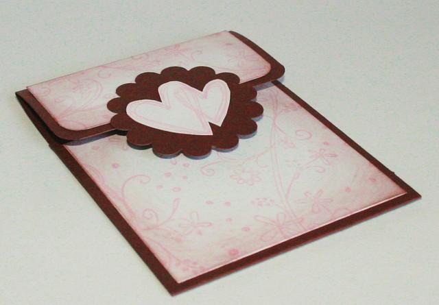 Handmade Vintage Style Wedding Anniversary Gift Card Holder Flickr ...