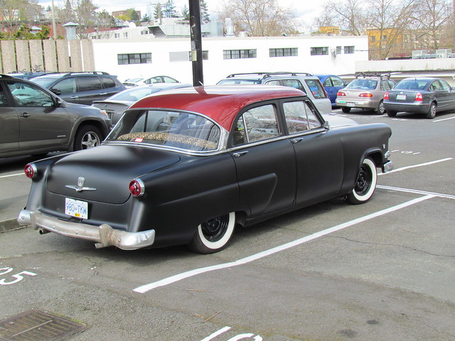 1954 ford 4 door sedan flickr photo sharing