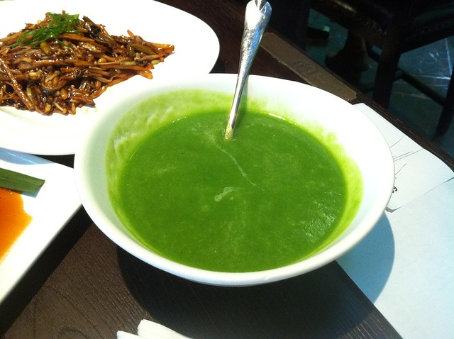 how to make green bean sweet soup