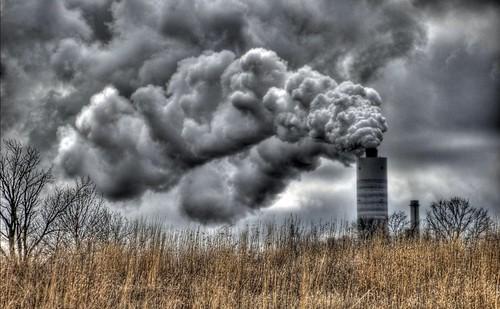 wisconsin nikon smoke powerplant hdr wwh billowing oakcreek d90 photomatix