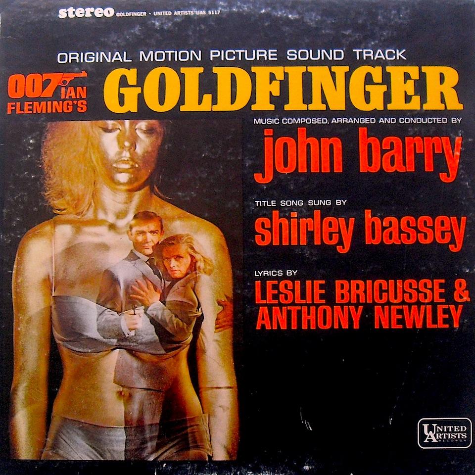 goldfinger lyrics shirley bassey: