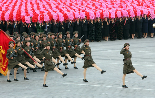 Recent scenes from North Korea