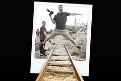 3D Polaroid Photo