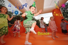 Zoo-To-Do for Kids - bounce house