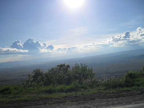 Beautiful view of the Rift Valley