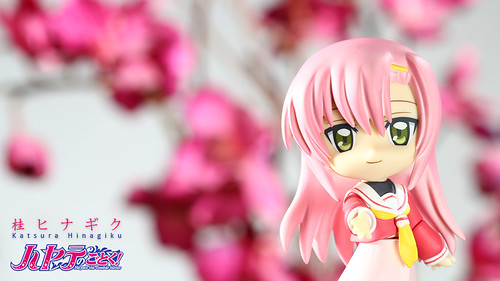 ハヤテのごとくの桂ヒナギク | Katsura Hinagiku from Hayate No Gotoku (Nendoroid version)