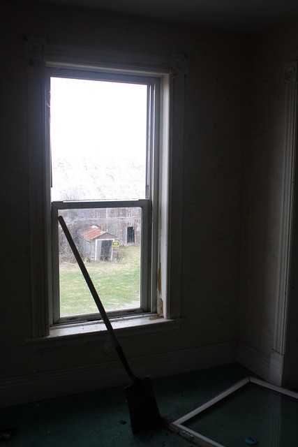 Bedroom shovel